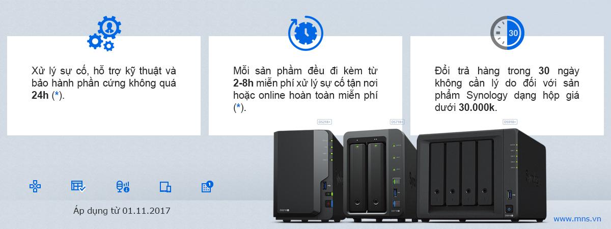 Dịch vụ chất lượng cao từ MNS