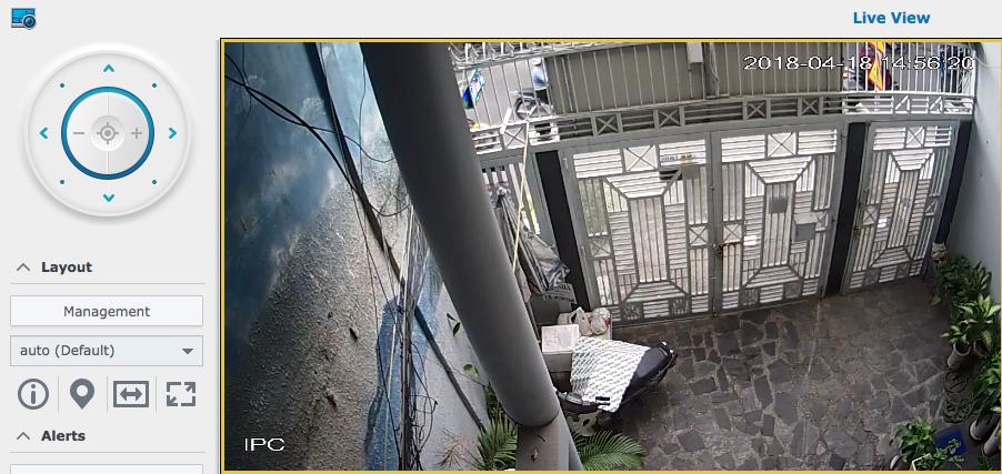 Ứng dụng ghi hình camera an ninh giúp bạn quên đi nỗi lo về an toàn trong gia đình mình.