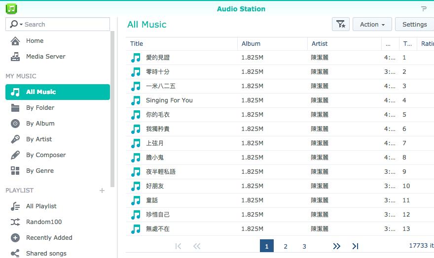 Ứng dụng Audio cho phép bạn chơi nhạc ở bất kỳ đâu