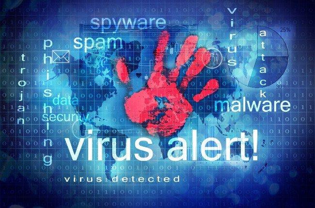Máy tính bị dính Virus dễ gây nguy hiểm cho thiết bị và mất mát dữ liệu