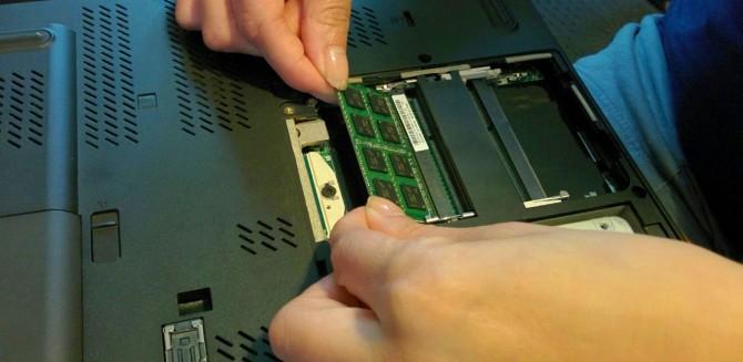 Nâng cấp ram máy tính sẽ khiến chạy các chương trình mượt mà hơn
