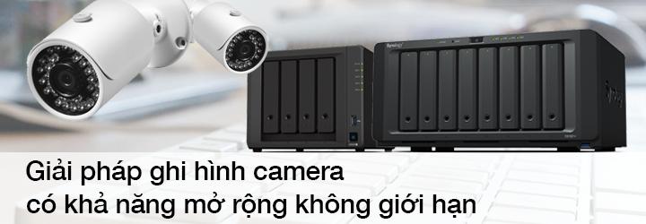 MNS | Giải pháp ghi hình camera có khả năng mở rộng không giới hạn