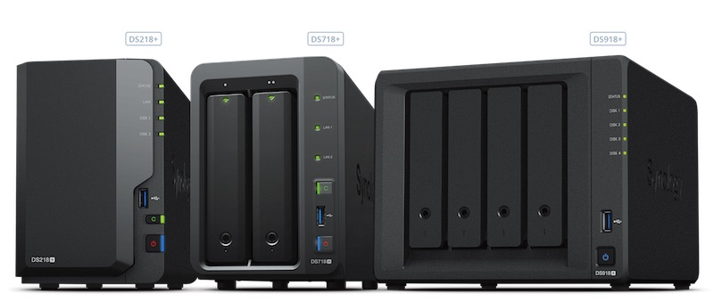 Thiết bị lưu trữ dữ liệu Synology với khả năng lưu trữ dữ liệu không giới hạn phù hợp với mọi yêu cầu của bạn