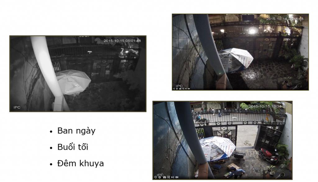camera chất lượng tphcm