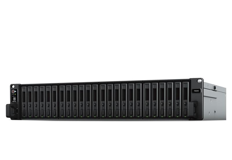 Synology FS6400 | Thiết bị lưu trữ dữ liệu an toàn cho cá nhân và doanh nghiệp