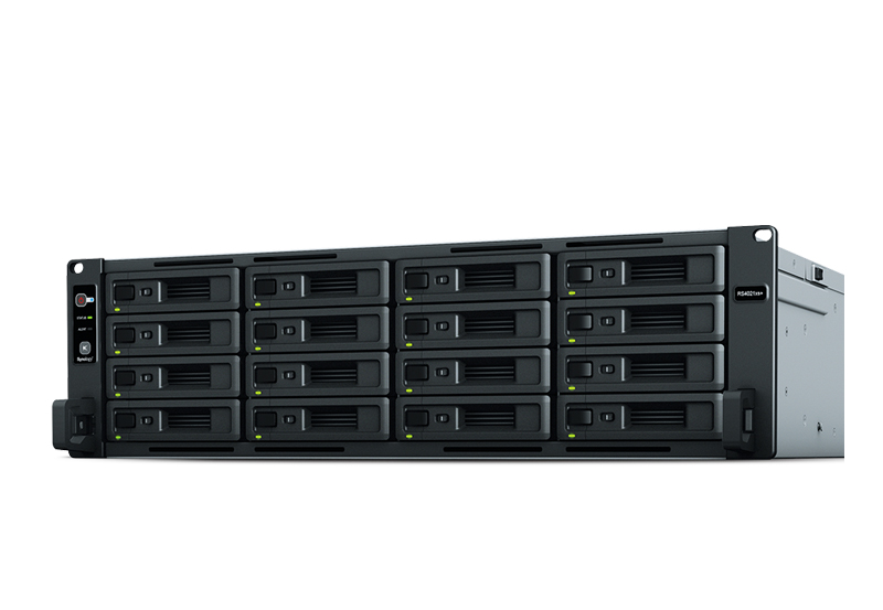 Synology RS4021xs+ | Thiết bị lưu trữ dữ liệu an toàn cho cá nhân và doanh nghiệp