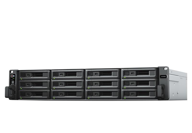 Synology SA3200D | Thiết bị lưu trữ dữ liệu an toàn cho cá nhân và doanh nghiệp