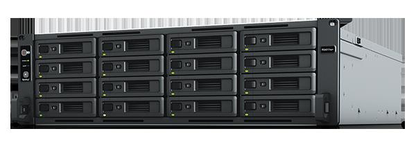 Thiết bị lưu trữ Synology chuyên dụng dành cho doanh nghiệp.