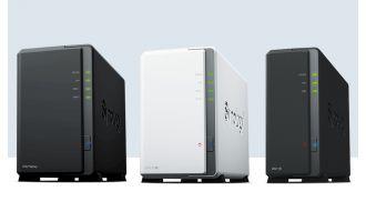 Thiết bị lưu trữ dữ liệu Synology Consumer