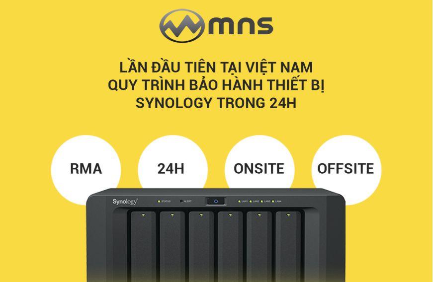 Lan dau tien tai Vietnam, MNS nang cap quy trinh bao hanh len 24h